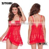 Manufacturer Directly Sale Oem Quality Red Plus Size Teenage Lingerie