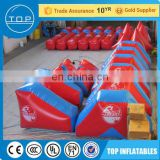 Guangzhou airsoft structure inflatable speedball bunker with great price
