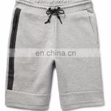 stylish quality 100% microfiber twill polyester mens sexy summer boxer swimming shorts, trunks
