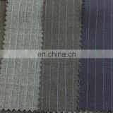 Fancy design&quality TR suiting fabric with English Woven Selvage New Fashion
