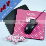 Fashion crafts computer mouse pad / custom gaming mouse pad for gifts