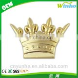 Winho Royal Gold Crown Lapel Pin