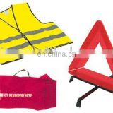 Safety kits for auto accessories