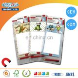 China manufacturer standard magnetic memo pad