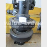 Crawler crane Kobelco BM800 track roller bottom roller lower roller