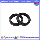 High Quality IATF16949 Custom Black 70 Shore A NBR FKM Framework Rubber Oil Seal