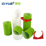 pe  Corrugated Hose Bellows Tube Pipe flexible conduit