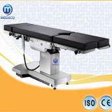 Medical Surgical Bed 304 Stainless Steel Electric Hydraulic Exam Operation Table Dt-12e with Battery for X-ray