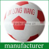 OEM Rubber Futbol/Soccer Ball for Promotion GY-DF010