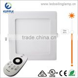 No Flicker China Dimmable Led Lighting/Ce Ul Approval Led Panel Dimmable/Back Light Aluminum Led Panel Light Dimmable