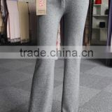 100% cashmere lounge sweatpants for women