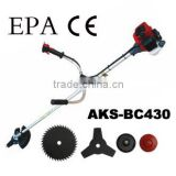 KINGCHAI Power Mechinery Garden Tools 1E40-5 Engine Brush Cutter 43cc Hot Sale Grass Trimmer