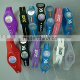 Wholesale custom printing logo silicone bracelet USB Flash Drive / bracelet usb wristband usb flash memory stick