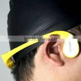 Anti--Noise Waterproof Mp3 Sports Bone Conduction Headset with FM