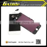 Factory price For iPhone 5 motherboard LCD with window panel