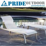 Hot Sale Pool Chaise Lounge Folding Beach People Lounger Furniture Sofa People Lounger