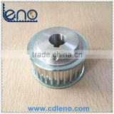 28 teeth Aluminum S8m timing pulleys with 30mm belt width
