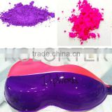 Fluorescent Custom Candy Colors Auto Paint Powder