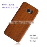 PULIKIN Carbon fiber anti radiation sticker for mobile phone with wooden grain                                                                         Quality Choice