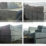 hot sale tianjin direct factory pre galvanized steel square pipe/square steel hollow section