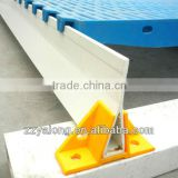Fast Selling Fiberglass Support Beam For Pig Farm House Floor---Triangle Shape Stable Enough
