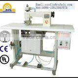 ultrasonic thin PVC fabric welding machine                                                                         Quality Choice