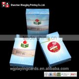 Buy Custom Advertising Paper Playing Card