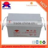 NICE POWER BRAND deep cycle battery solar gel batery 12V150AH FOR SOLAR                                                                         Quality Choice