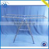 2013 Metal Tube 152*56*96.5cm Powder Coating Clothes Dryer Rack Household Extendable Cloth Rack For Sale