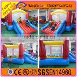 Children Inflatable Jumping Casle/ Playing Castle Inflatable Bouncer/ Inflatable Combo With Cheapest Price