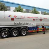 china factory top quality brandnew lpg tank trailer anhydrous ammonia lpg transport trailer