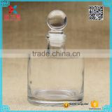 200ml round shaped aroma perfume glass bottle,fragrance diffuser bottle                                                                                                         Supplier's Choice