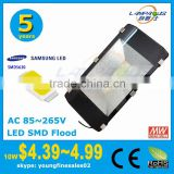 Cheap price cree SMD Lights 5 years warranty IP65 outdoor high power 180w led flood light