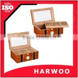 High-end wooden cigar box suppliers from China