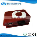 Factory Price MP3 Player with USB, Mini Clip MP3 Player Manual, support TF card MP3 player