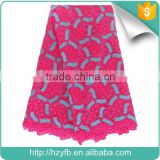 New designs african lace fabrics guipure hot selling cord lace embroidery fabric new sample for evening dress