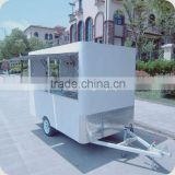2013 Hot and Popular Food Kiosk Cart with Baking Oven Machine for Selling Donut Crepe XR-FV300 A