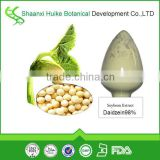 Anti inflammatory herbs extract daidzein soybean extract daidzein For women health natural bulk Daidzein