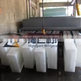 good brine tanks with block ice machine for fish,meat,fishery processing