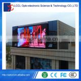 Outdoor Giant Screen Advertising Good Quality Iron P5 LED Billboard