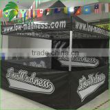 Convenient Customized Outdoor Activity Heavy Duty Popup Folding Waterproof Trade Show Tent