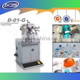 Irregular shape hot stamping foil machine manufacturer