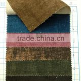 cheap low price recycled cotton canvas fabric in bulk wholesale, recycled bag canvas fabric