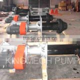 Vertical agitator type Sump slurry pump