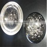 New blank magnifier glass half bubble ball dome crystal paperweight for gift items