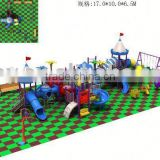 Outdoor Children Playground Plastic Toy ,Large Playground Equipment for Kids LE.TY.012                                                                         Quality Choice