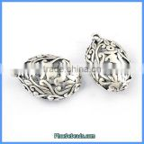 Wholesale Metal Pendant Beads Handmade Jewelry Materials PB-P6212