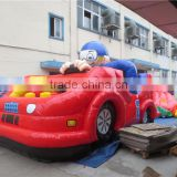 Attractive Car Bouncer Bed Obstacle for kids