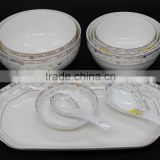 5.5 Inches Elegant Style New Bone China Japanese Porcelain Noodle Bowls