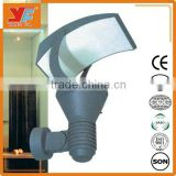 Modern wall lamp/wall mount led light/wall mounted outdoor solar lights                                                                         Quality Choice